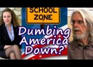 America Made Dumb & Stupid? Psychology of Public School, Mind Control.